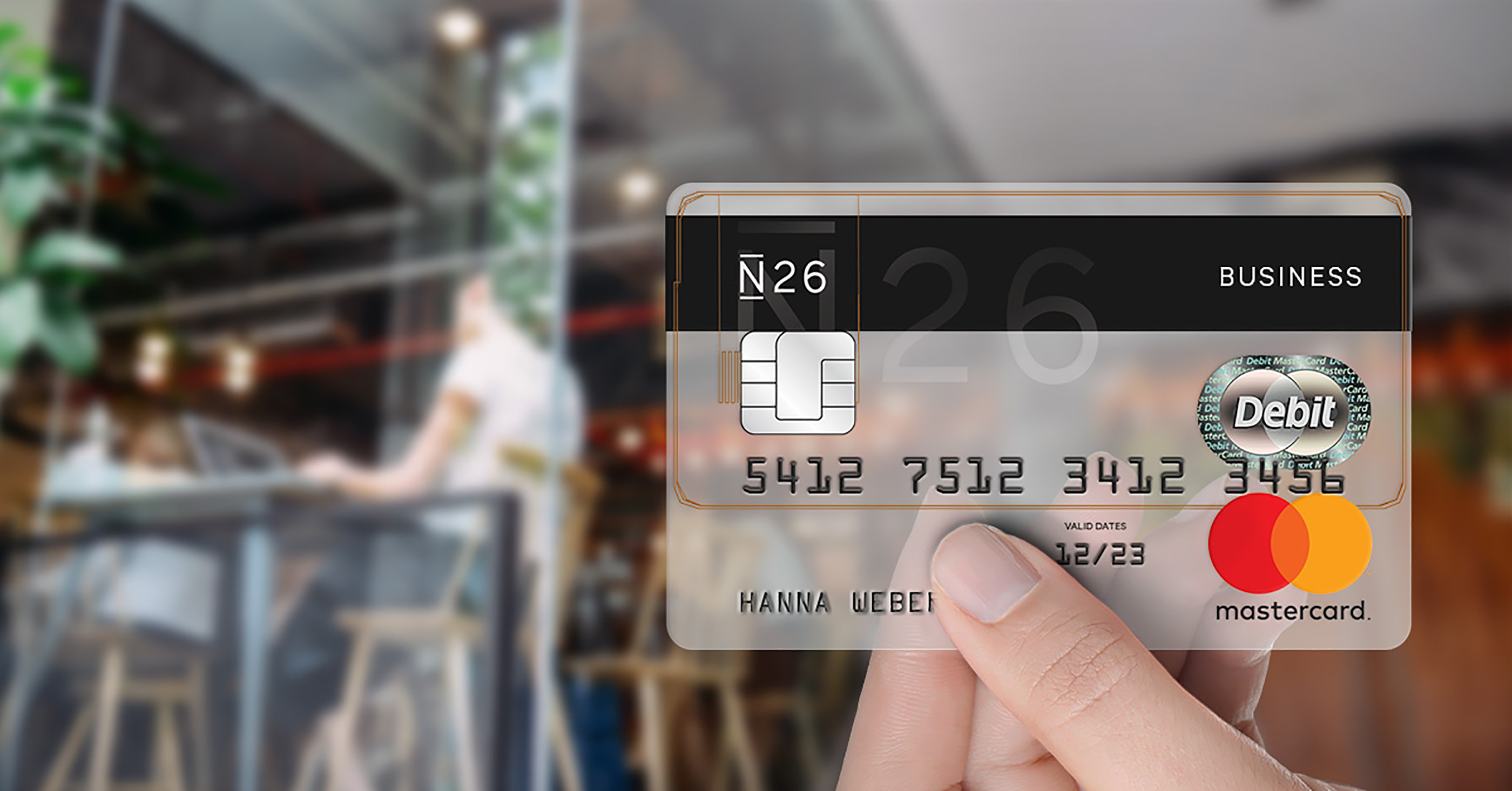 N26 launches business bank accounts for freelancers ...