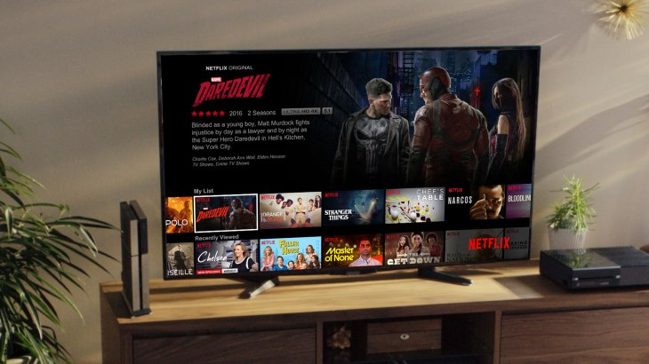 Netflix is making gains on live TV as viewers' first choice