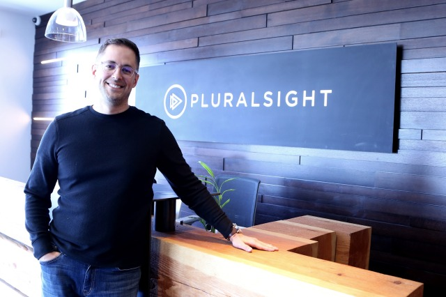 photo image Pluralsight prices its IPO at $15 per share, raising over $300M