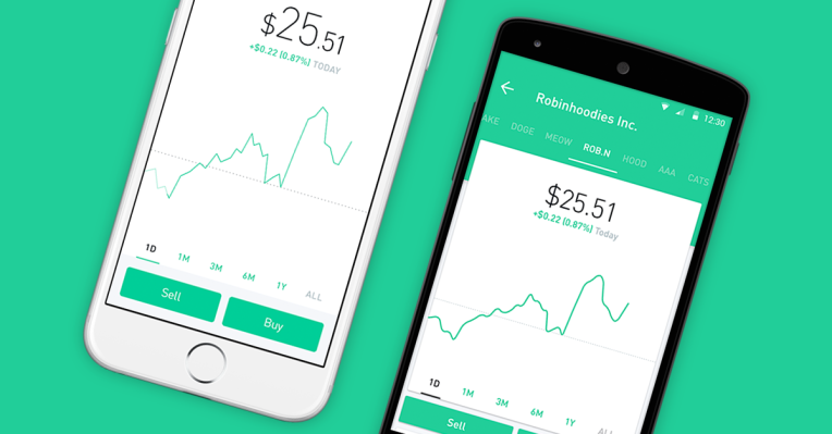 Robinhood limits users to a single share of GameStop and other stocks thumbnail