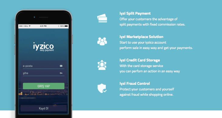 Iyzico, a Turkish online payments company and potential Stripe
