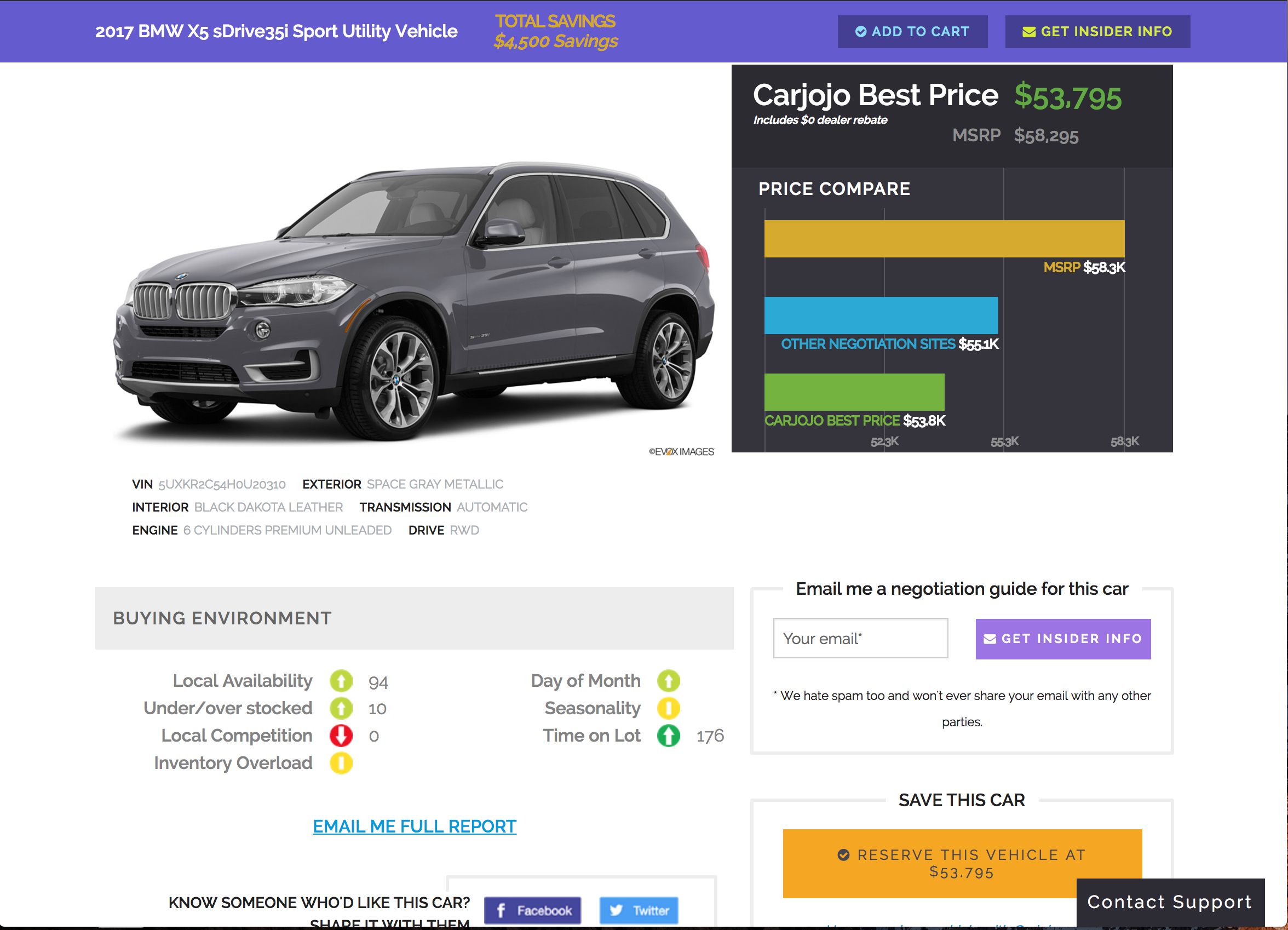 Carjojo Uses Natural Language To Find A New Car