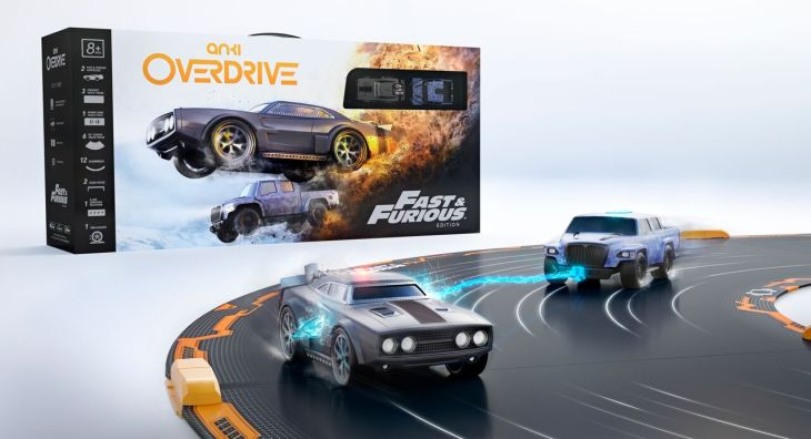 Anki Brings Fast Furious Branding To Its Overdrive Line Of