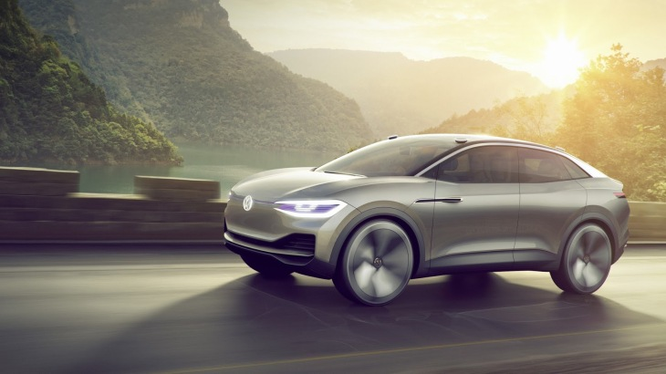 VW ID Crozz Electric Crossover SUV: Design, Release >> Volkswagen S I D Crozz Electric Concept Aims For 2020 Production