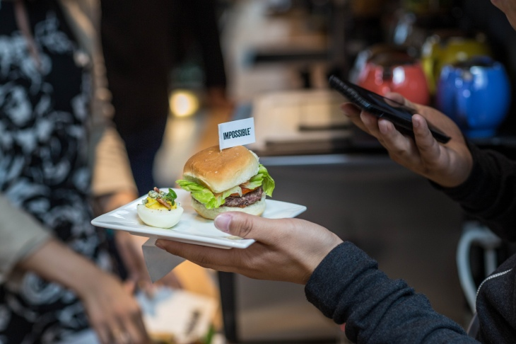 Impossible Foods Just Raised 75 Million For Its Plant Based Burgers