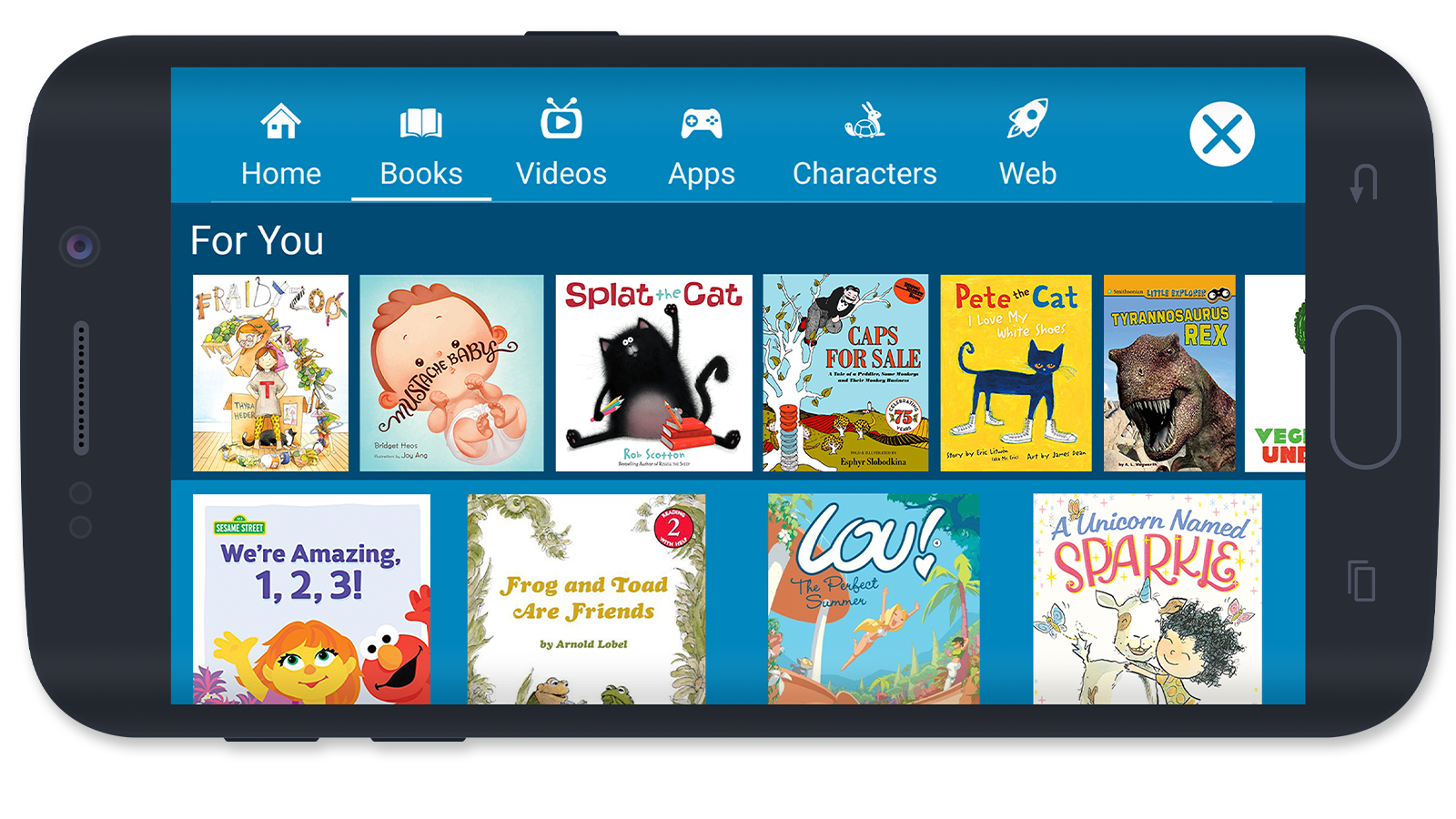 Amazon FreeTime comes to Android phones and tablets | TechCrunch