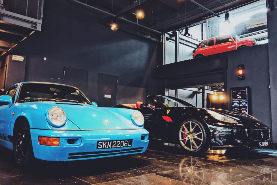 Singapore gets a gigantic \'vending machine\' for buying luxury cars ...