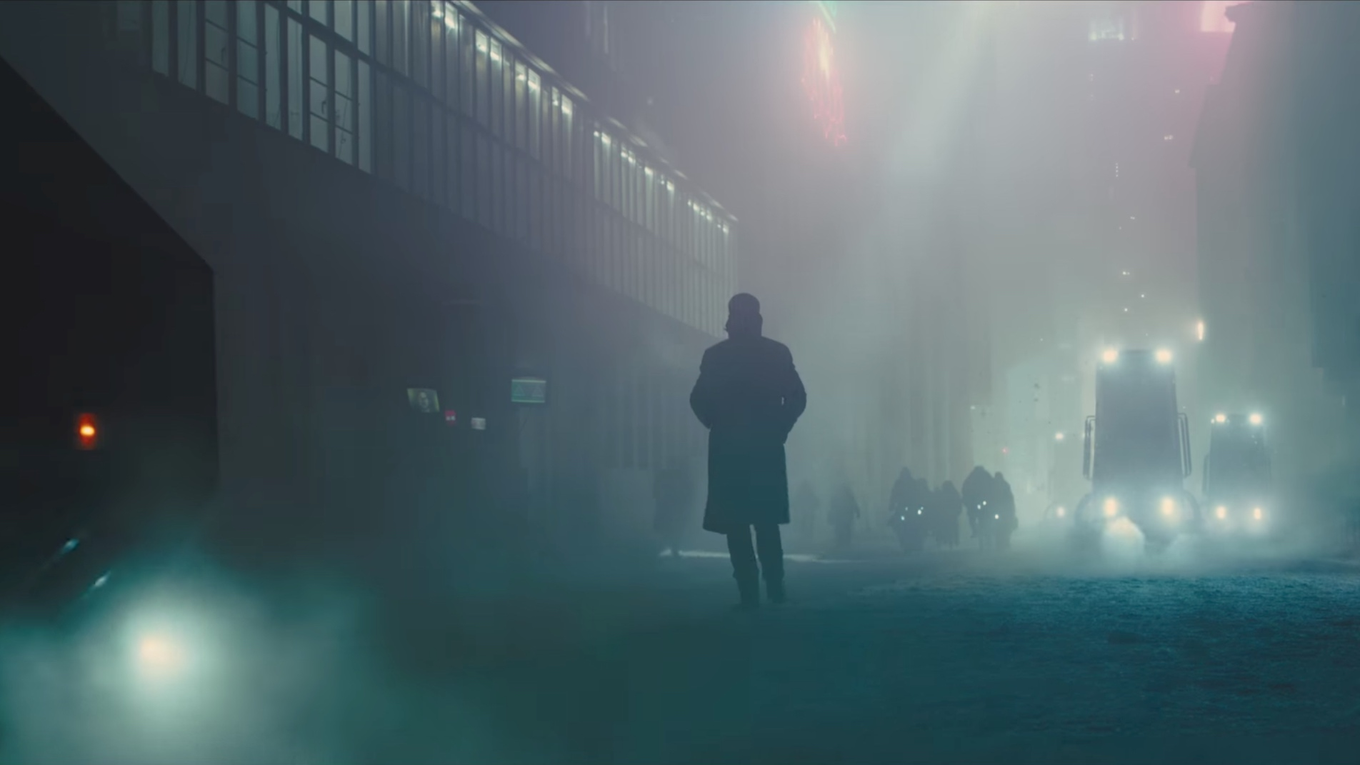 Blade Runner 2049 Wallpapers From Trailer 1920x1080: 'Blade Runner 2049' Is The Sequel We Didn't Know We Wanted