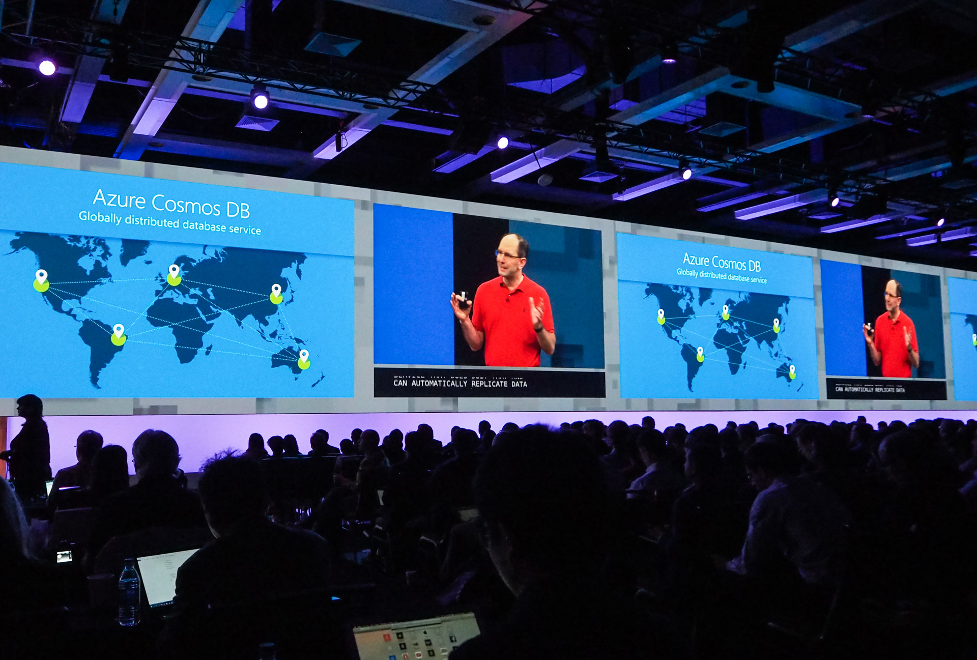 With Cosmos DB, Microsoft wants to build one database to