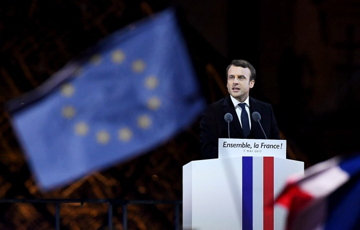 Emmanuel Macron And How Political Campaigns Will Never Be The Same Techcrunch
