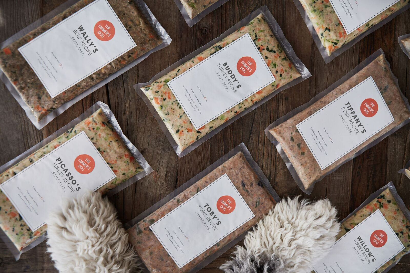 The Farmer S Dog A Customized Pet Food Subscription Service Scoops Up 8 1 Million Techcrunch