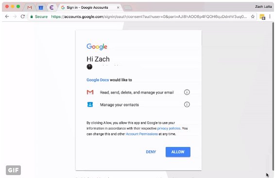 psa this google doc scam is spreading fast and will email everyone