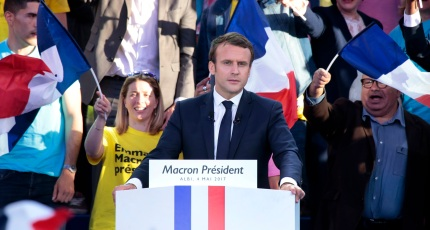 French Presidential Frontrunner Macron S Emails Leaked After Alleged Hack Techcrunch