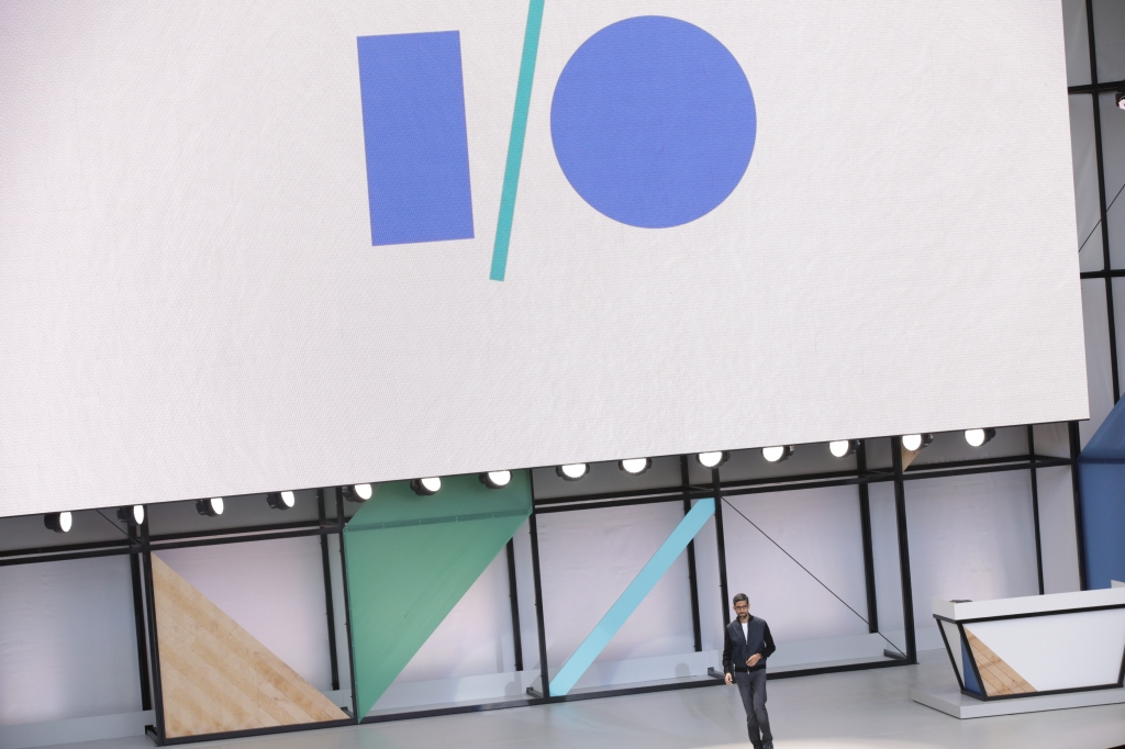 Watch Google I/O keynote live right here | TechCrunch