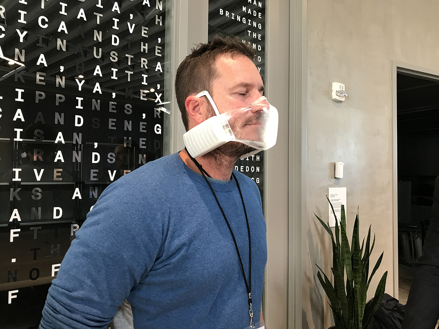 Urban X S Investors Showcase Features High Tech Face Masks Navigation For The Blind And More Techcrunch