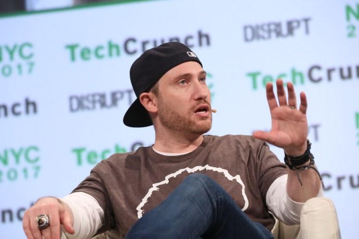 Josh Luber (StockX) at TechCrunch Disrupt NY 2017