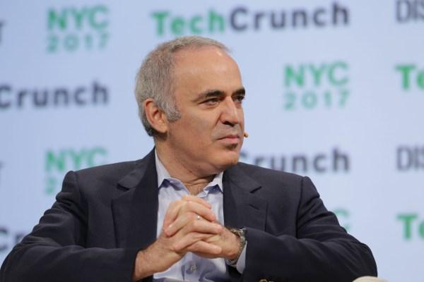 Garry Kasparov on AI: People always called me an optimist