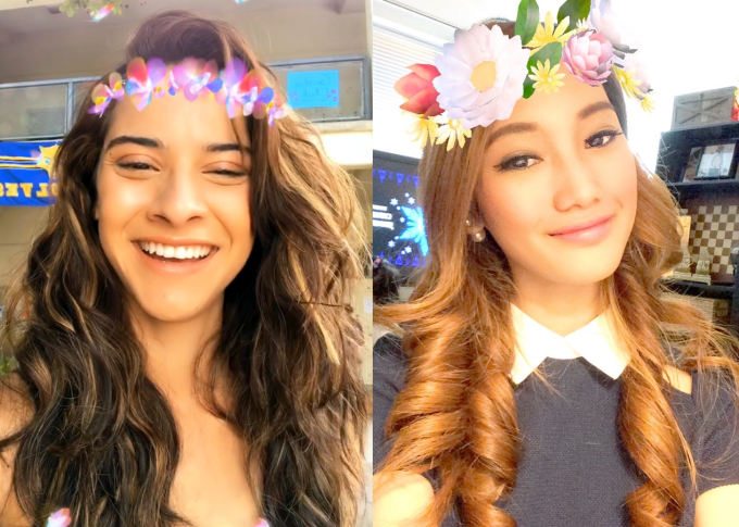 Face Tattoo Filter Instagram: Instagram Stories Turns 1 As Daily Use Surpasses Snapchat