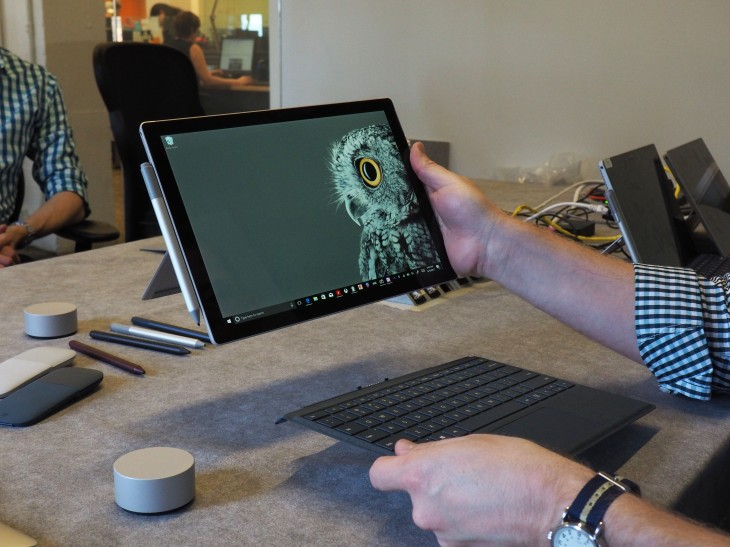Windows 10 and 10 S options are coming for the Surface