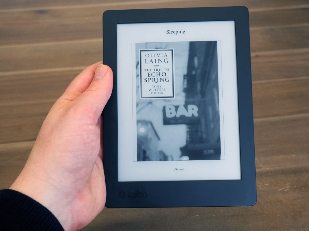 Kobo's Aura H2O gets an upgrade, but waterproofing is still its