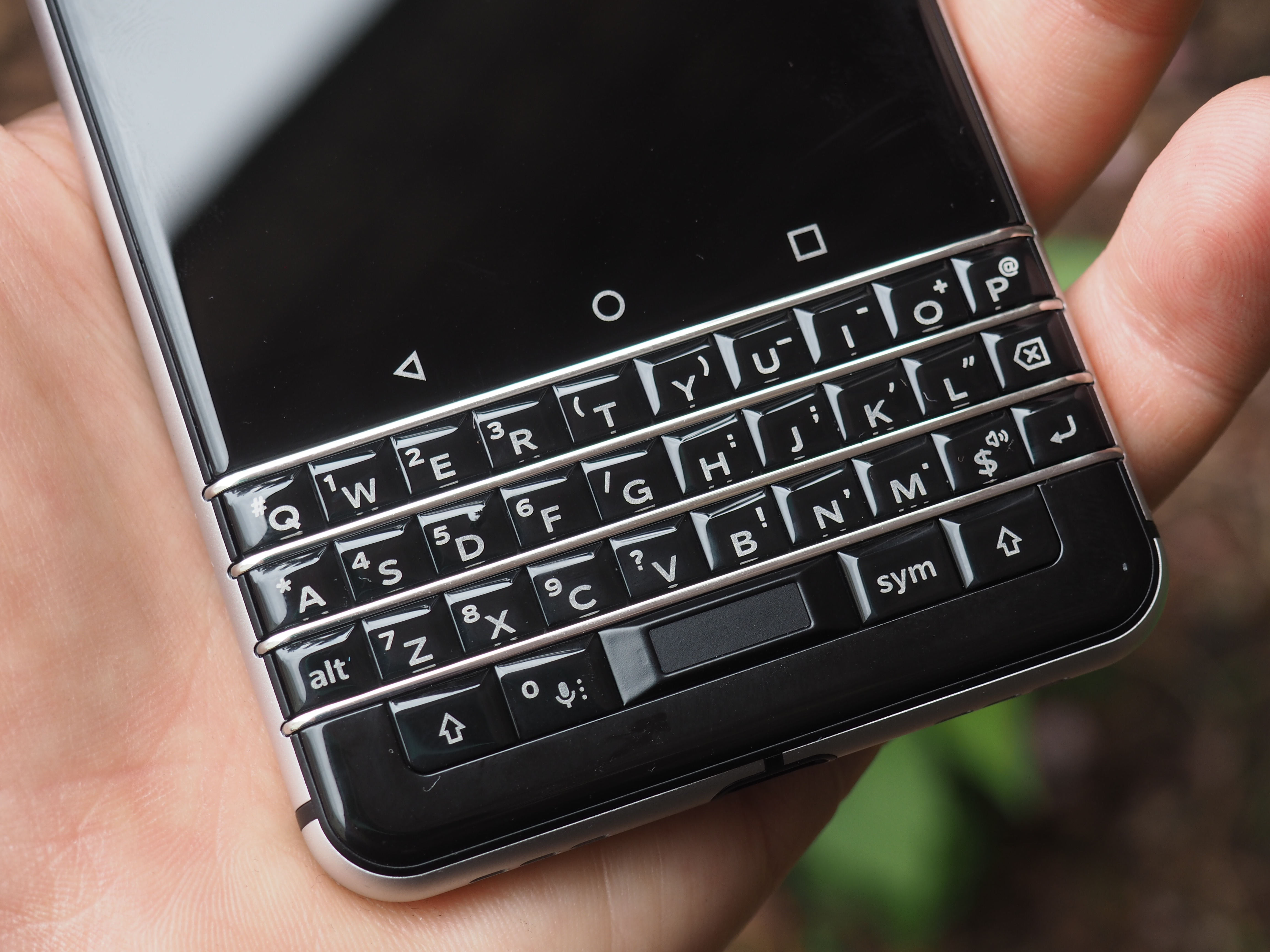 The KeyOne is the phone BlackBerry should have made 10 years ago