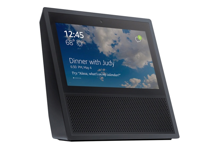 The touchscreen Amazon Echo could launch on Tuesday | TechCrunch