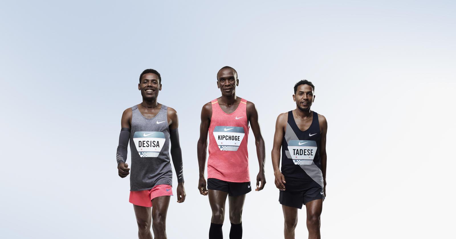 Distracción Asistente preámbulo  Nike's Breaking2 initiative was a crazy physical achievement and a  brilliant marketing campaign | TechCrunch