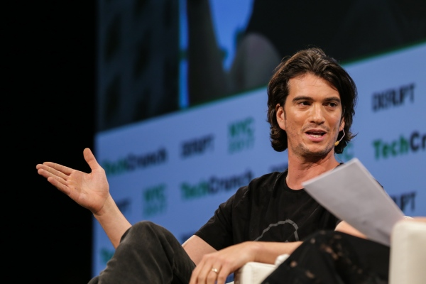 WeWork reveals IPO filing – TechCrunch