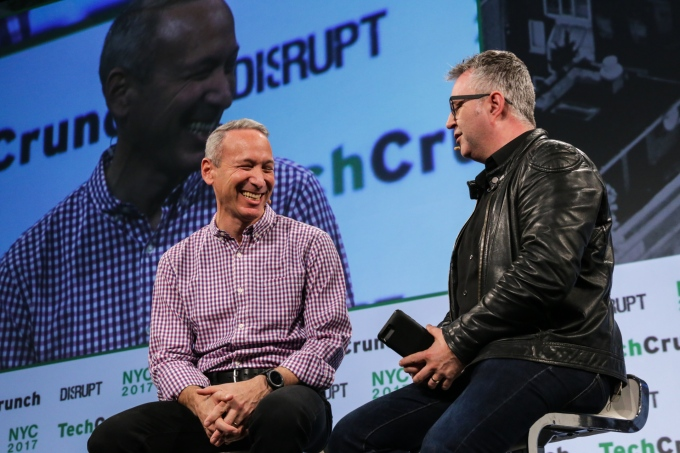 Oscar and Lemonade founders will join us at Disrupt SF to strategize about the future of insurance innovation tcdisrupt ny17 8852