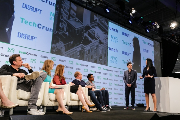 Only 24 hours left to apply for Startup Battlefield at Disrupt Berlin 2018 tcdisrupt ny17 9241