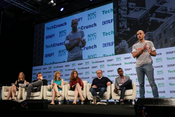 QnA VBage Reminder: Meet TechCrunch in NYC tomorrow