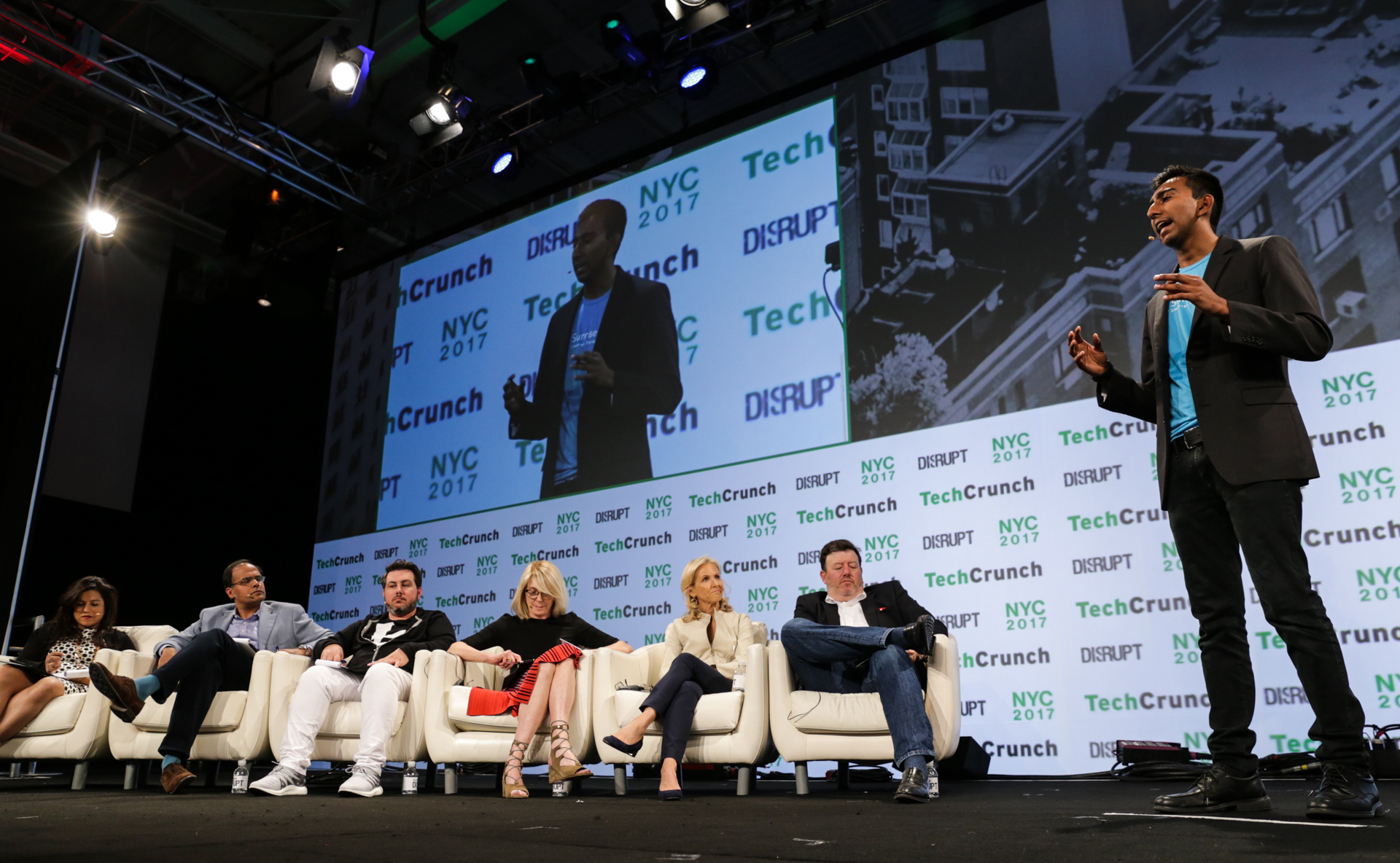 And the winner of Startup Battlefield at Disrupt NY 2017 is ...