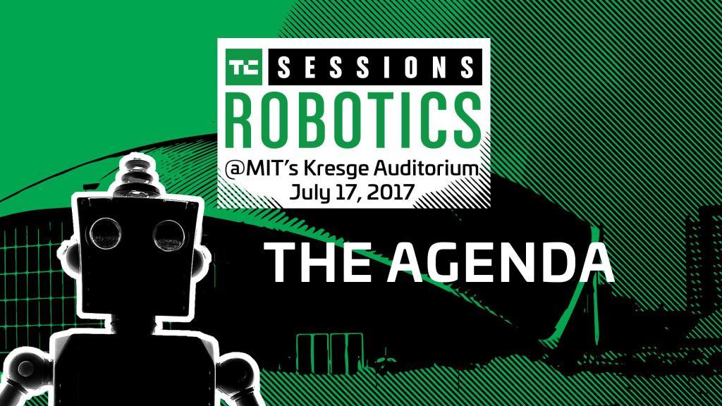 Announcing the agenda for TechCrunch Sessions: Robotics | TechCrunch