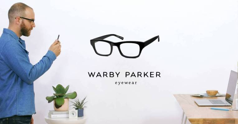 7ea20bd231 Warby Parker s Prescription Check app lets you skip the eye doctor ...