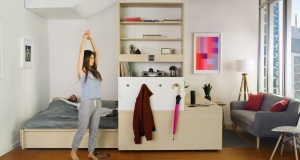 Ori Systems brings the robotic furniture of the future to apartments ...