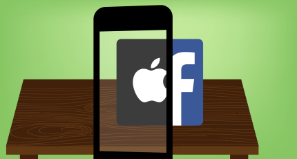Apple undercuts Facebook in the augmented reality platform