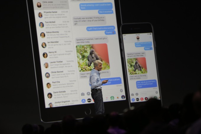 Apple is releasing iOS 11 4 with support for Messages in iCloud
