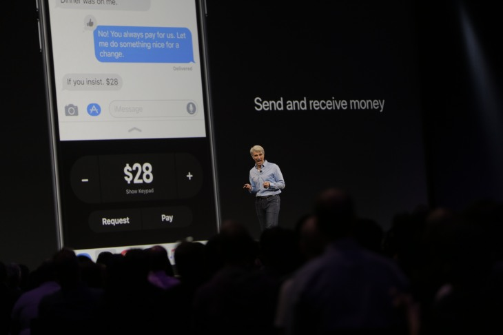 You can now send your friends money inside imessage techcrunch