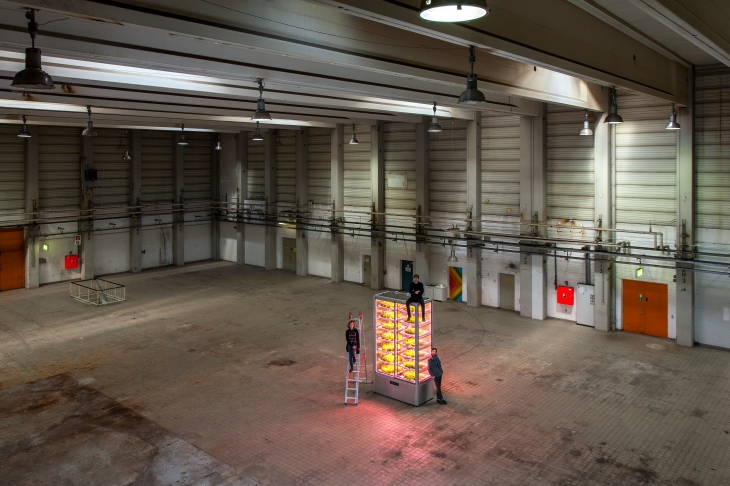 Infarm wants to put a farm in every grocery store | TechCrunch