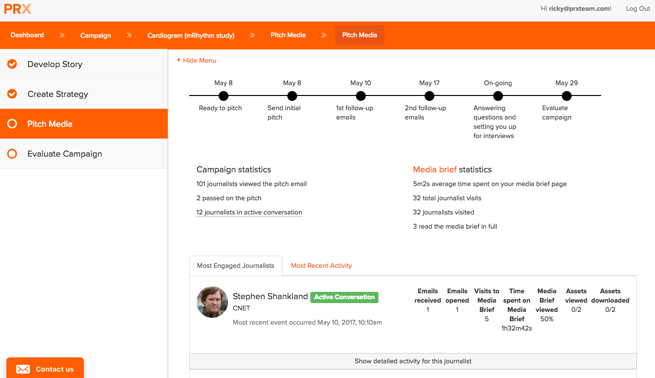 Upbeat gets $1 5M to create a data science-driven alternative to PR