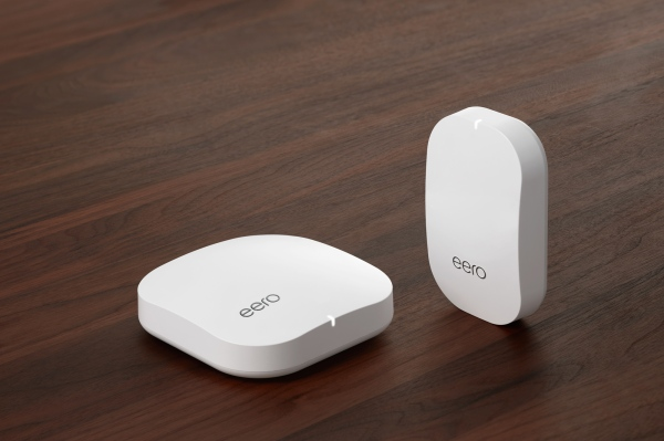 Amazon is buying home mesh router startup, Eero