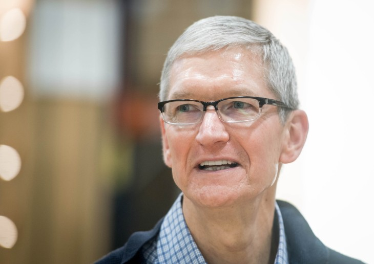 Apple's CEO Tim Cook to flag trust and humanity in major privacy