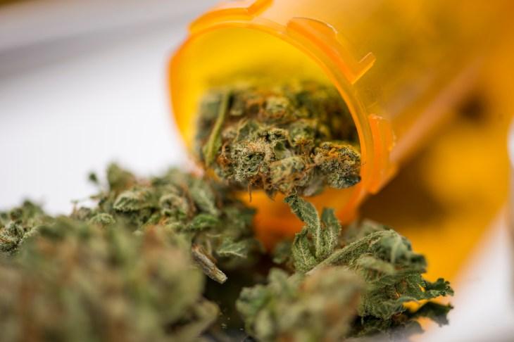 With CBD, marijuana-based medicine gets its first greenlight from