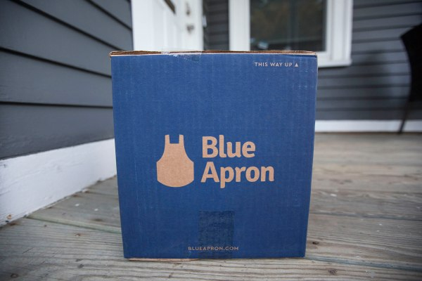 Blue Apron is considering selling itself - techcrunch