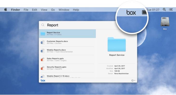 Box introduces desktop app Box Drive | TechCrunch