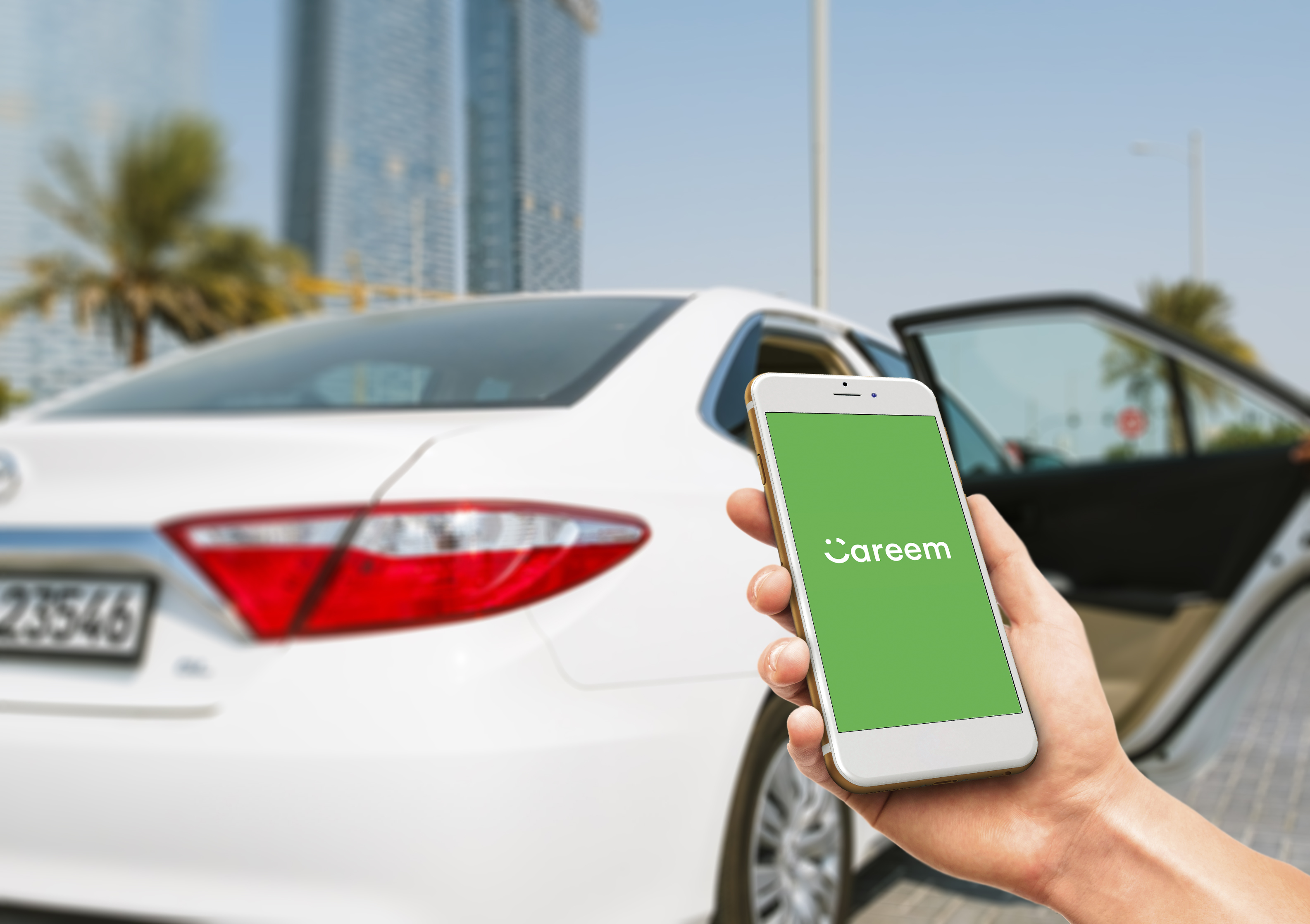 Ride-sharing app Careem says it was hacked