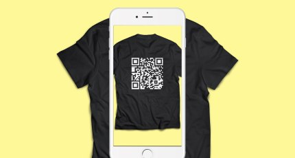 The iPhone's camera app can now read QR codes | TechCrunch