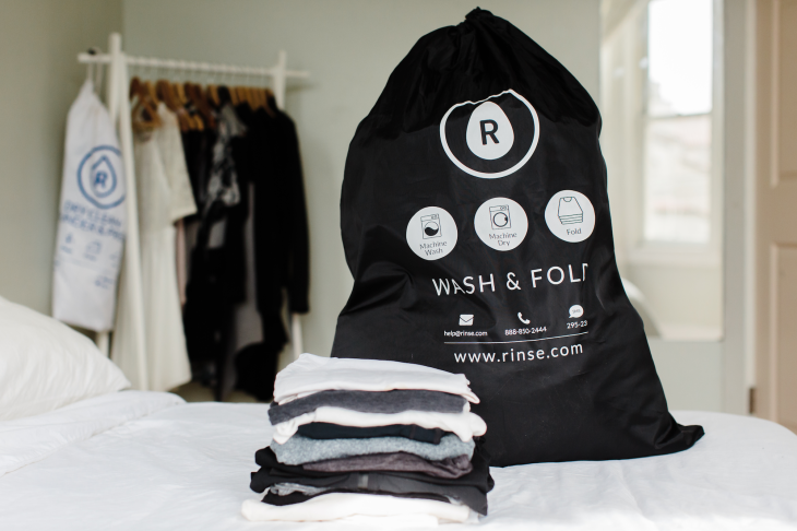 Rinse raises $14M in Series B funding to bring its laundry
