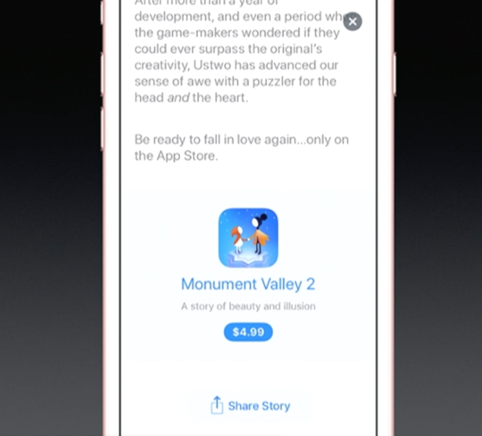 Apple introduces a completely redesigned App Store | TechCrunch