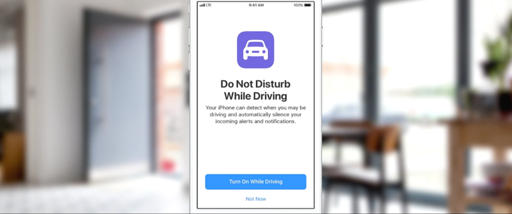 Do Not Disturb While Driving feature rolls out in Apple's newest iOS